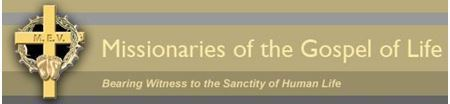 Picture for category Missionaries of the Gospel of Life