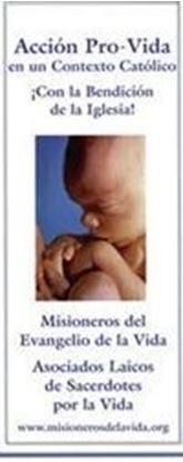 Picture of Accion Pro Vida en Un Contexto Catolico