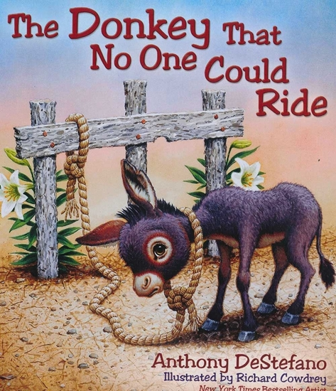 Picture of The Donkey That No One Could Ride