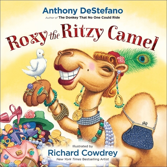 Picture of Roxy the Ritzy Camel