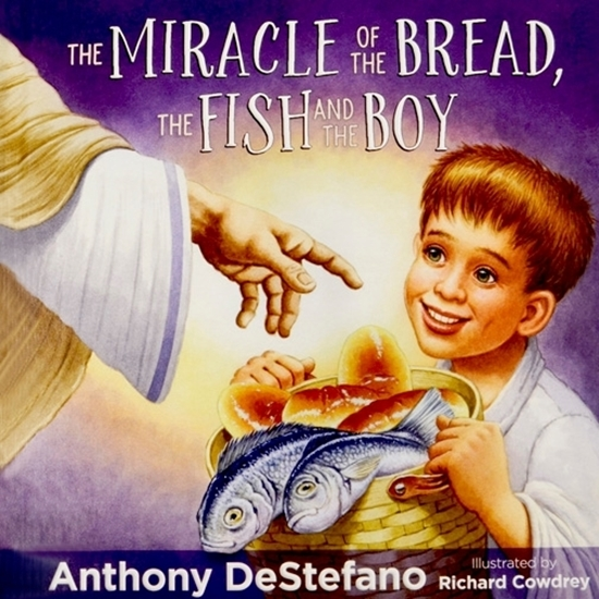 Picture of The Miracle of the Bread, The Fish and the Boy