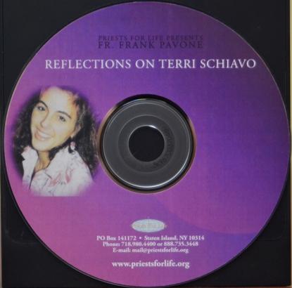 Picture of Reflections on Terri Schiavo