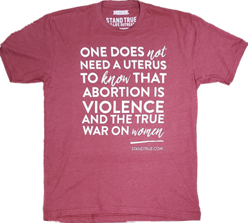 Picture of One Does NOT need a Uterus To Know That Abortion Is Violence And The True War On Women