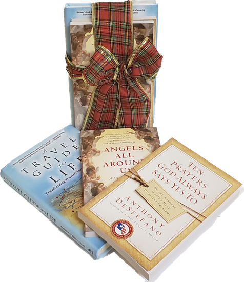 Picture of Anthony DeStefano Holiday Book Bundle 2019