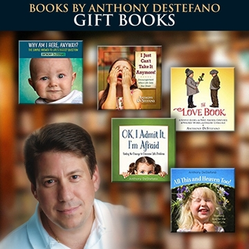Picture for category Gift Books by Anthony Destefano